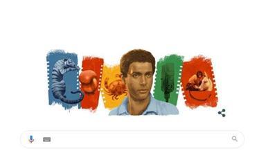 جوجل يحتفل بعيد ميلاد الفنان أحمد زكي