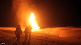 مصر.. تفجير أنبوب الغاز الرئيسي المغذي للعريش