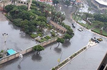 مصرع 4 بالإسكندرية وتحذير من طقس سيئ بمصر