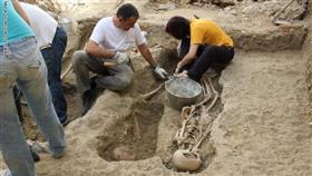 علماء آثار يكتشفون 400 قبر في مقبرة إسلامية قديمة في إسبانيا