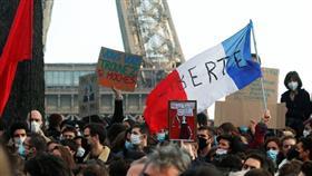 فرنسا.. احتجاجات ضد مشروع قانون يُجرّم نشر صور أفراد الشرطة