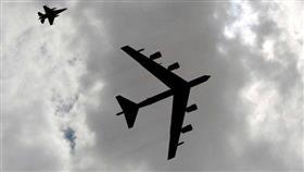 أمريكا تنشر قاذفة قنابل استراتيجية في الشرق الأوسط.. لردع العدوان وطمأنة الحلفاء