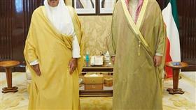 سمو رئيس مجلس الوزراء يستقبل نائب رئيس الحرس الوطني