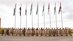 مصر: انطلاق التدريب المشترك سيف العرب بمشاركة ست دول عربية