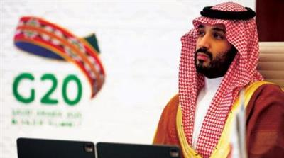 محمد بن سلمان: تعليق خدمة الديون للدول الأكثر فقرا