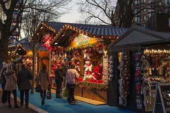 تخفيف قيود «كورونا» خلال عيد الميلاد في جميع أنحاء المملكة المتحدة
