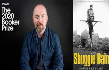 دوجلاس ستيوارت يفوز بجائزة بوكر عن فيلم «Shuggie Bain»