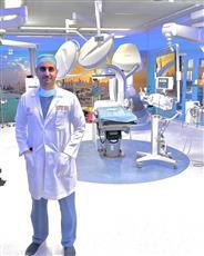رئيس قسم أمراض القلب للكبار بمستشفى الأمراض الصدرية د.عبدالله العنزي