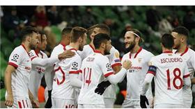 إشبيلية يتأهل لدور الستة عشر بدوري الأبطال برفقة تشيلسي
