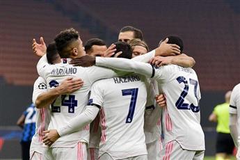 ريال مدريد يتلاعب بالإنتر في دوري الأبطال