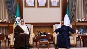 نائب رئيس الحرس الوطني يستقبل سفير خادم الحرمين الشريفين لدى دولة الكويت