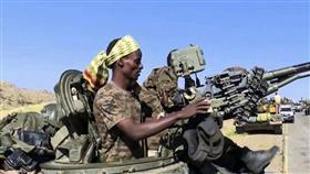 متمردو تيغراي يعلنون إسقاط طائرة للجيش الإثيوبي وأسر قائدها