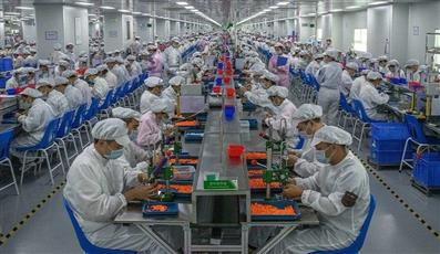 الصين تتعافى من الجائحة.. النشاط الصناعي يحقق أسرع وتيرة نمو في 3 أعوام