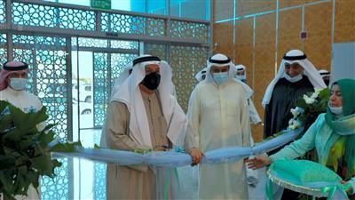 الوزير الجاسم: مبنى بلدية حولي يحقق نقلة نوعية في الأداء