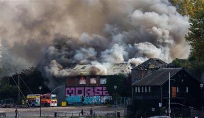 بريطانيا.. 4 قتلى جراء انفجار في منشأة لمعالجة مياه الصرف قرب برستل