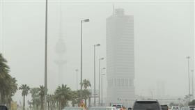 الأرصاد تحذر: انخفاض في الرؤية الأفقية بسبب الضباب مع فرصة لأمطار متفرقة تكون رعدية
