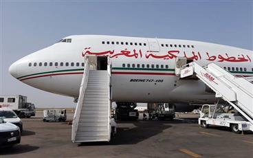 طائرة مغربية