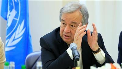 الأمم المتحدة: نؤكد التزامنا بحل دولتين قائم على القانون الدولي