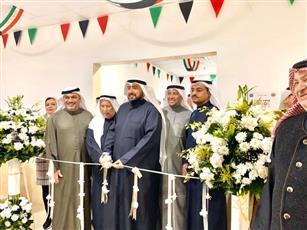 وزير الصحة يفتتح مركز سيد عبدالرزاق الزلزلة بمنطقة الدسمة