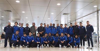 «شباب الأزرق» يعسكر بالإمارات استعدادًا لكأس العرب تحت 20 عامًا