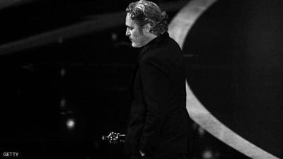 بطل «الجوكر» يحصد الأوسكار