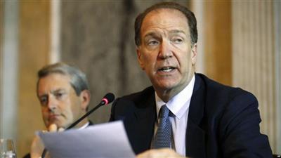 رئيس البنك الدولي: لا ندرس قروضاً جديدة للصين لمكافحة الفيروس