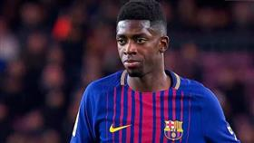 «برشلونة»: غياب «عثمان ديمبلي» 6 أشهر بسبب الإصابة