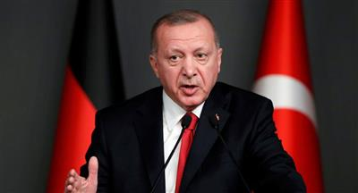 أردوغان: عازمون على إبعاد القوات السورية خلف مواقع المراقبة التركية بإدلب