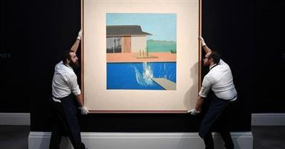 لوحة بوب آرت تباع بأكثر من 29 مليون دولار في مزاد في لندن