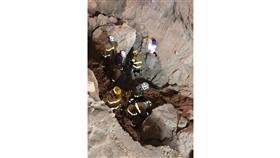 «السكنية» توقف العمل في موقع الانهيار الرملي بمشروع «المطلاع»
