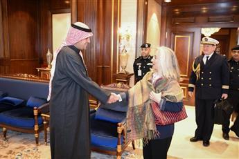 سفيرة فرنسا: نقدر دور الكويت في تعزيز الأمن والسلم بالمنطقة