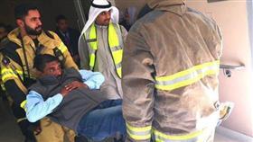 «الإطفاء» تنفذ تمريناً عملياً في مستشفى الرازي الجديد للتدريب على كيفية التصرف في حالات الطوارئ