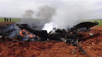 الأناضول: إسقاط طائرة مروحية للجيش السوري في ريف حلب الغربي شمالي سوريا