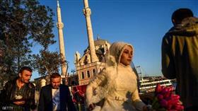 عروس تركية - تعبيرية