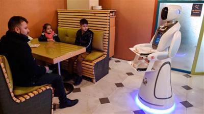 الروبوت تيميا