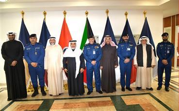 اتفاقية تعاون بين الاطفاء والنجاة الخيرية «لجنة التعريف بالإسلام» في مجال التوعية والشراكة المجتمعية