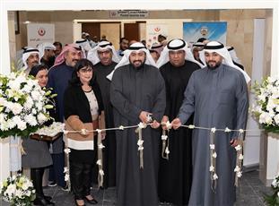 وزير الصحة: بنك الدم أول بنك عربي يحصل على الاعتراف الدولي