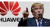 ترمب يهدد بوقف تبادل المعلومات الاستخباراتية بسبب هواوي