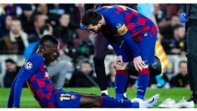برشلونة يحصل على الضوء الأخضر لتعويض عثمان ديمبلي