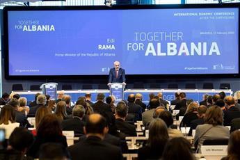 الكويت: مساعدات إضافية لدعم جهود إعمار ألبانيا