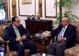 رئيس الوزراء المصري يشيد بدور الكويت الداعم لبلاده