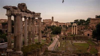 اكتشاف ضريح تحت الأرض مخصص لرومولوس مؤسس المدينة القديمة