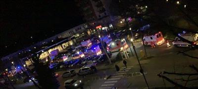 مقتل 8 أشخاص في إطلاق نار بمدينة هاناو غربي ألمانيا