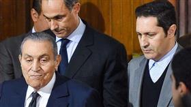 براءة نجلي مبارك في قضية التلاعب بالبورصة