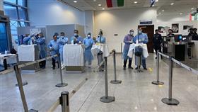 وزير الصحة: جميع ركاب الطائرة القادمة من «مشهد» الإيرانية.. بصحة جيدة ومعنويات عالية