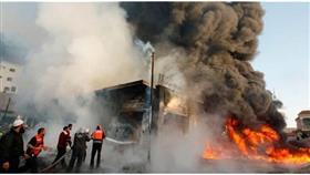 إصابة 6 أشخاص بانفجار 3 عبوات ناسفة في بغداد