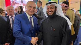 «النجاة الخيرية» تشارك احتفال السفارة الكويتية بالأيام الوطنية بجمهورية ألبانيا.. وتلتقي الرئيس الألباني