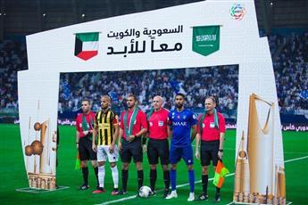 هيئة الرياضة السعودية تحتفي بالأعياد الوطنية الكويتية