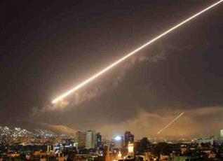 الاحتلال الاسرائيلي يقصف بالصواريخ حركة «الجهاد» الفلسطينية في دمشق وغزة