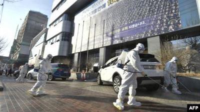 ارتفاع عدد الوفيات نتيجة فيروس كورونا في الصين إلى 2600